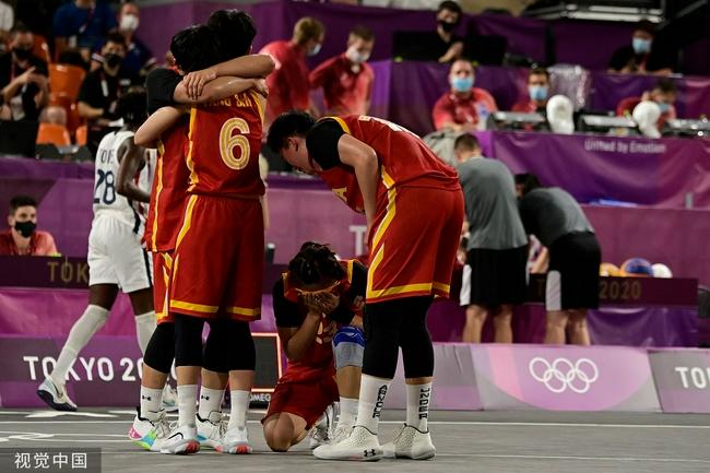 【女篮】始于大胜止于双杀 三人女篮为自己赢得掌声